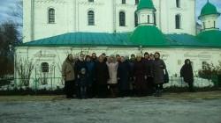 Віруючі Березані звершили паломництво до святинь Чернігівщини