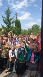 У Морозівці збори релігійної громади одноголосно підтвердили свою вірність Українській Православній Церкві