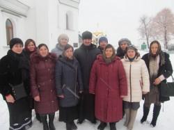 Віруючі Березанського благочиння звершили паломницьку поїздку по святиням міста Києва