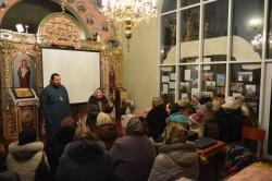 ЗАРОРИЧІ. У парафії створено клуб шанувальників християнського кінематографу