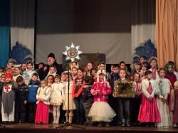 ВИШГОРОД. Відбувся перший фестиваль недільних шкіл «Різдвяна зірка 2016»