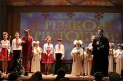 У місті Березань відбувся ІІ Міжрегіональний фестиваль духовної музики «Христос рождається»